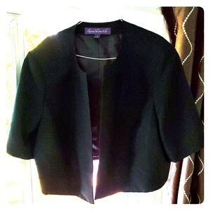 Cropped Blazer / Bolero Jacket